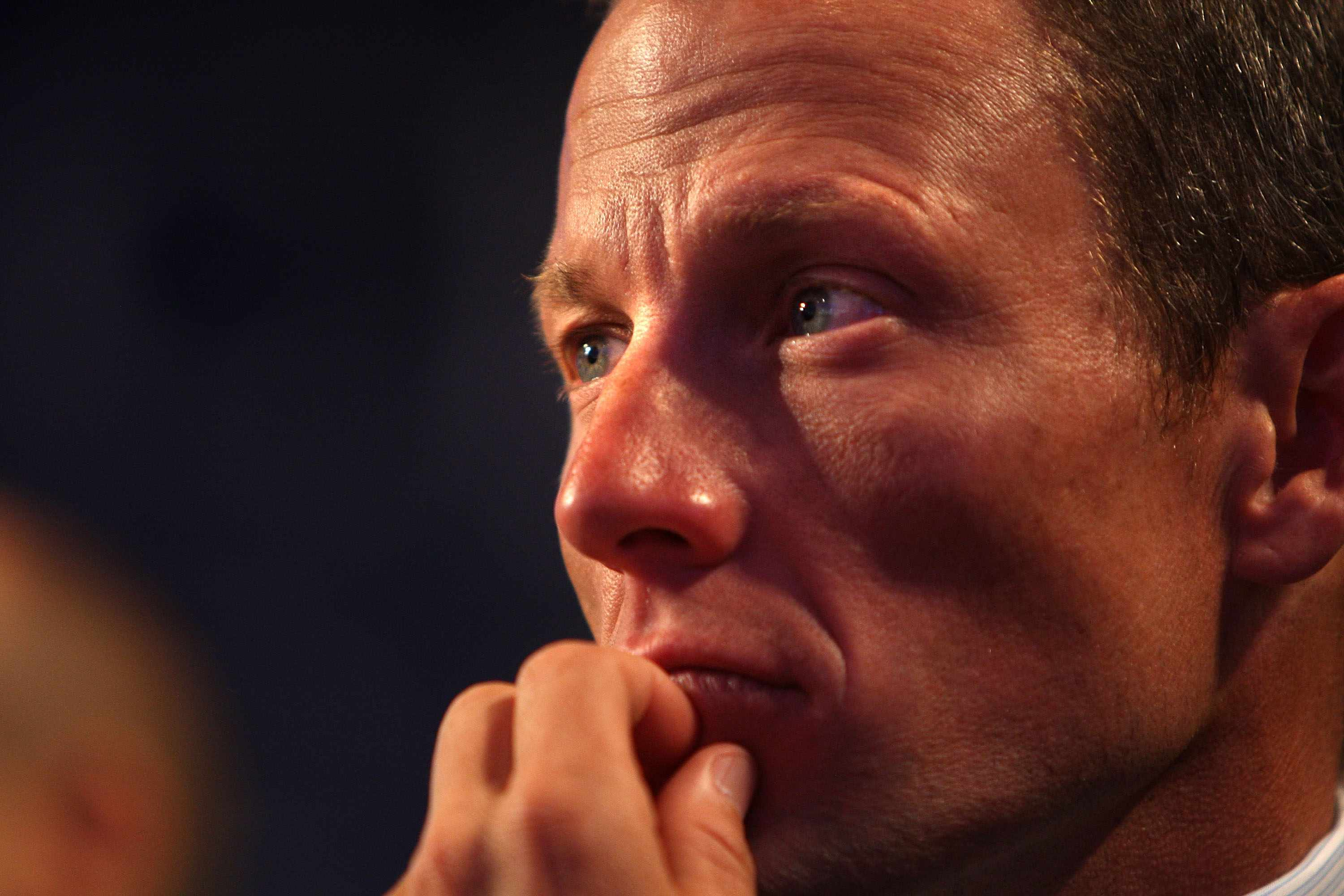 Lance Armstrong fears he could be attacked during next year's Tour de France