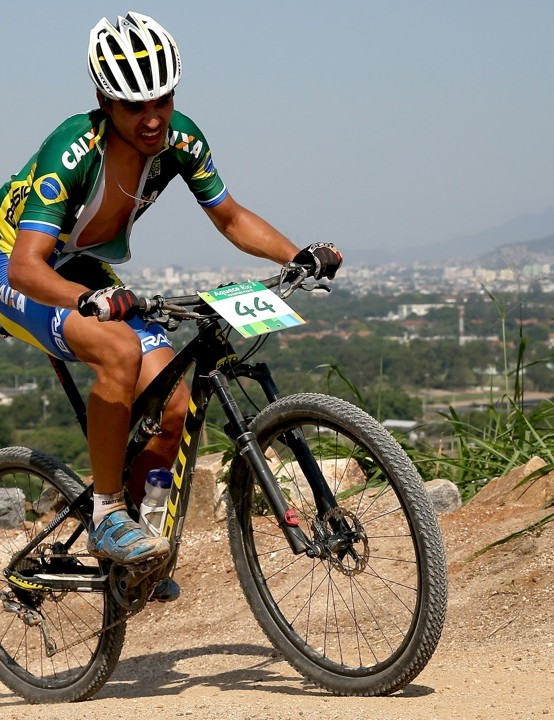 The cross-country races wrap up the Olympic cycling events on 20/21 August