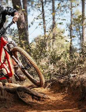 The YT has always lived on the rowdier end of the enduro spectrum