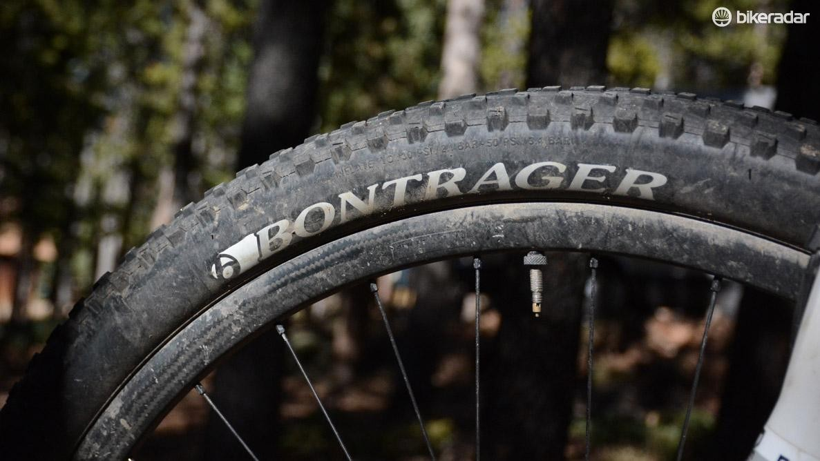 Bontrager has been producing some very fine tires lately