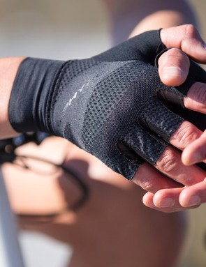 The gloves are built for warm weather riding and to maximize aerodynamics