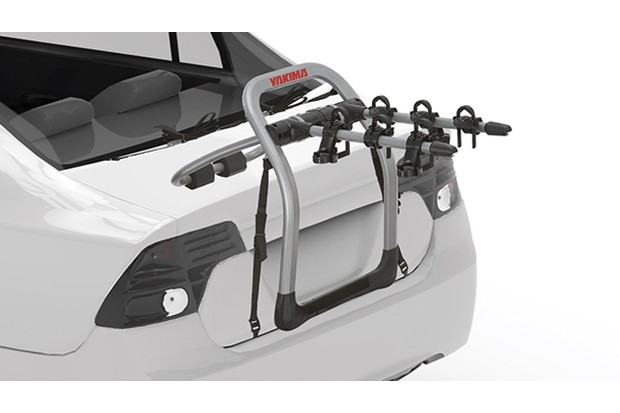 Trunk racks vary greatly in quality, spending a bit more is worth it
