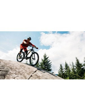 Hardtails can do more than cross country when equipped with confidence-inspiring plus size wheels and tires