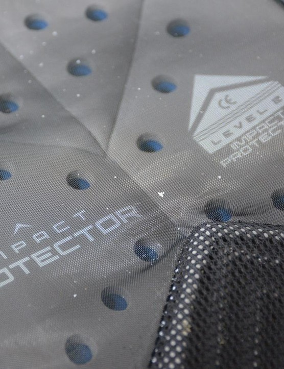Impact protection is claimed to be CE level 2