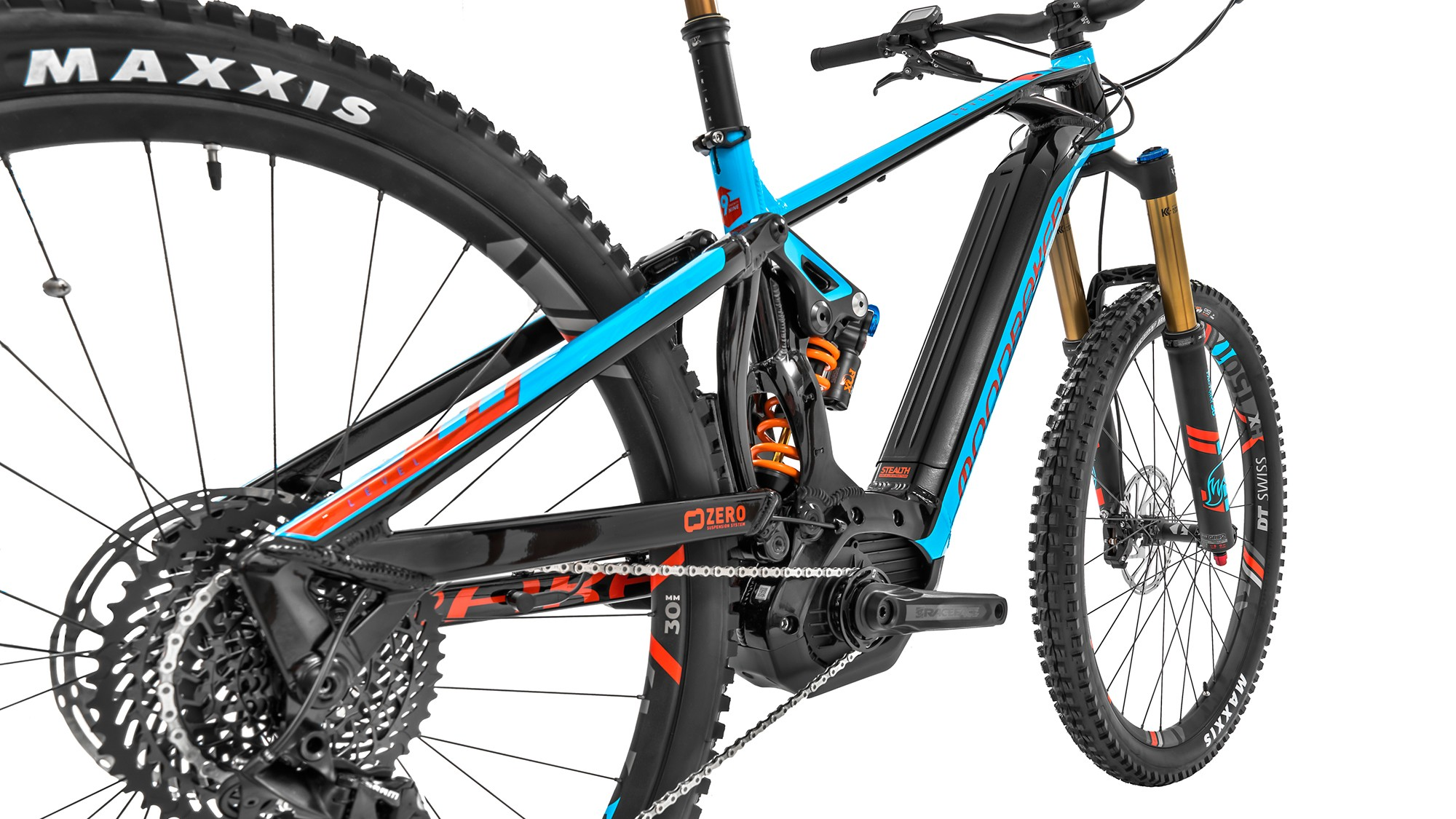 The higher-end RR comes with a Fox DHX2 2Pos Lever Factory Kashima rear shock and top end Factory GRIP 2 level fork