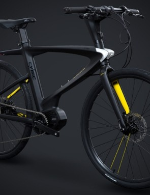 The Cybic range is the world's first Alexa-equipped smart bike