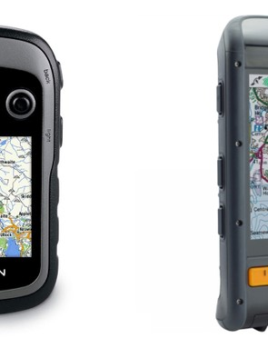 When bikepacking, a hiking/off-road GPS device helps you navigate off the beaten track