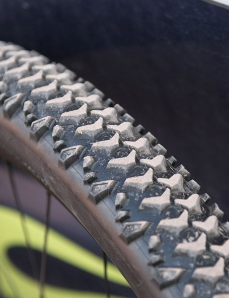 …and Ridgeline treads for the recent hard and fast conditions.