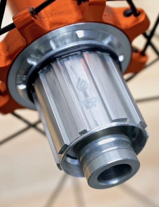 Industry Nine has the drag-engagement equation dialed on the Torch freehub assemblies