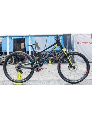 Bergamont was also showing off its new 29er this weekend