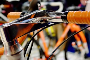 So much angular goodness on Favorit's urban bike