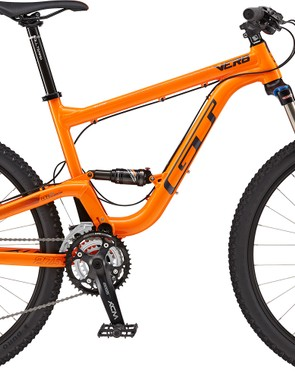 GT's Verb Elite shows that full suspension at this price point is quite the bargain