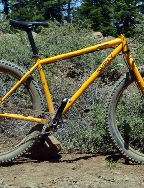 The venerable Karate Monkey now comes ready to disrupt with 27.5+ wheels and tires