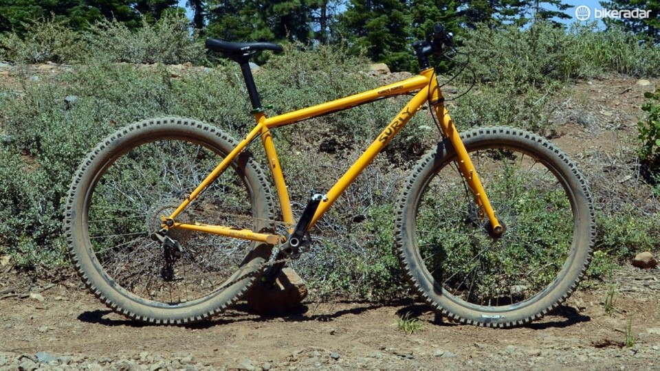 Surly's classic Karate Monkey gets a plus-sized update