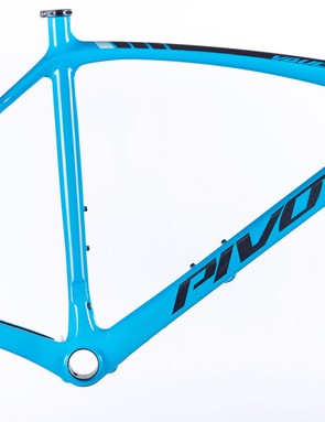 A frameset is also available for your custom build