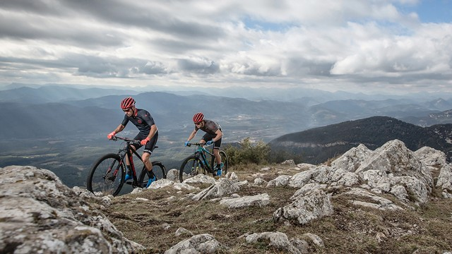 Rocky Mountain aimed to keep the Vertex line fast and fun on the trail