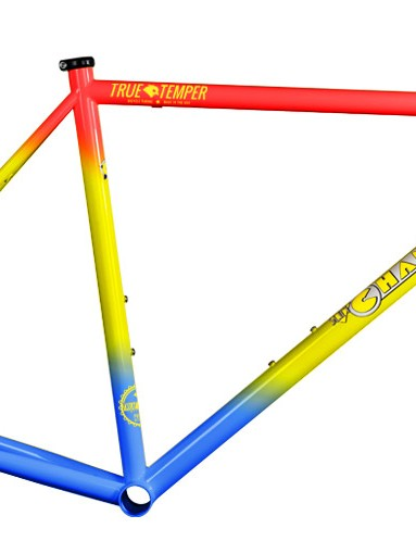 Remind you of anyone's bike? This color goes by the name LeMond