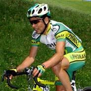 CYCLING : GIRO D'ITALIA 2004AEBERSOLD Niki ( SUI )STAGE RIT ETAPE 16 : SAN VENDEMIANO - FAIZESRONDE ITALIE / TOUR D'ITALIE