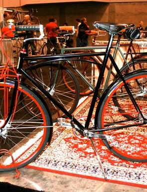 ANT city bike.