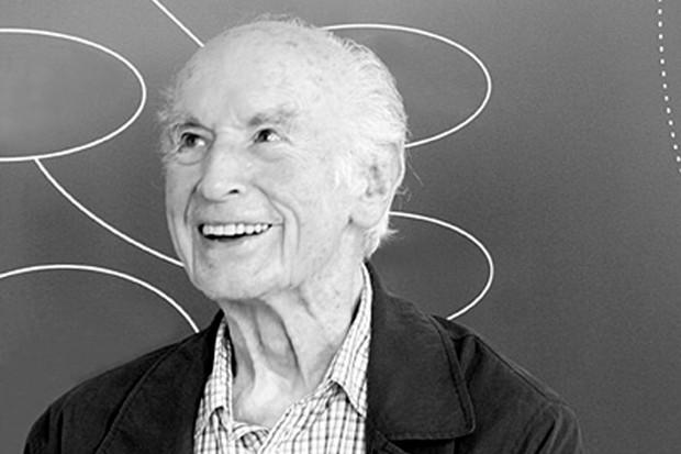 Dr Albert Hofmann in 2006