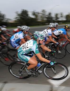 The women's combined U23/Elite women's race.