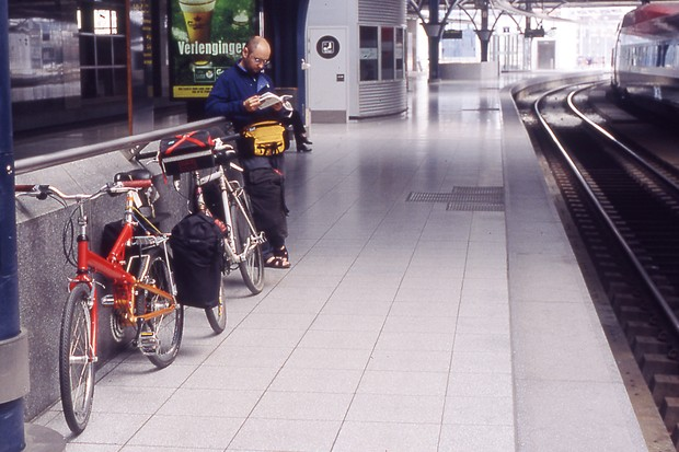 Cyclists can now reserve baggage space on Eurostar