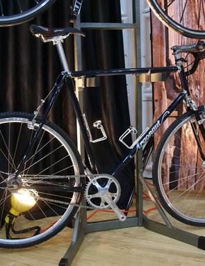 Argonaut's single-speed 'cross bike won the Builder's Choice award