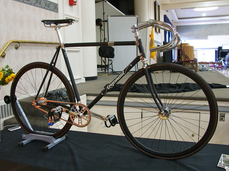 This Argonaut track bike took home Best in Show honors