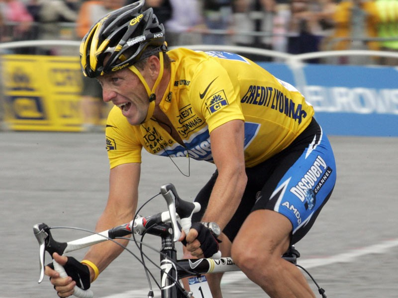 Armstrong continues to face questions about his motivation for returning to professional cycling.