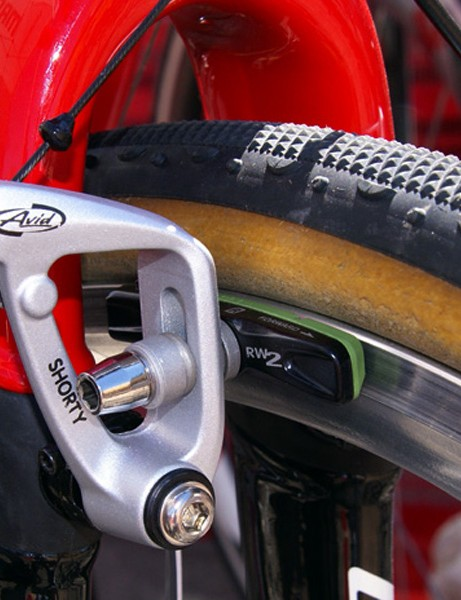 Avid has redesigned its popular Shorty cantilever brake, making it both lighter and stiffer