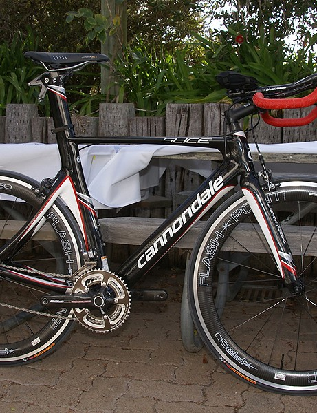 Cannondale was the first to use BB30 but it now looks like a pioneer not a technical outlier