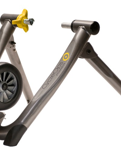 The new JetFluid Pro trainer uses CycleOps' proven fluid technology and a revised resistance unit design that runs cooler than before.
