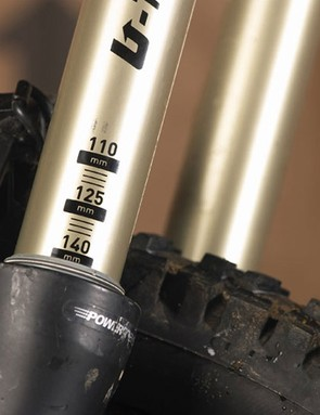 How much suspension travel do you really need?