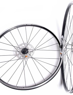 A set of touring hoops can also add versatility to your existing bike. These disc wheels are ideal