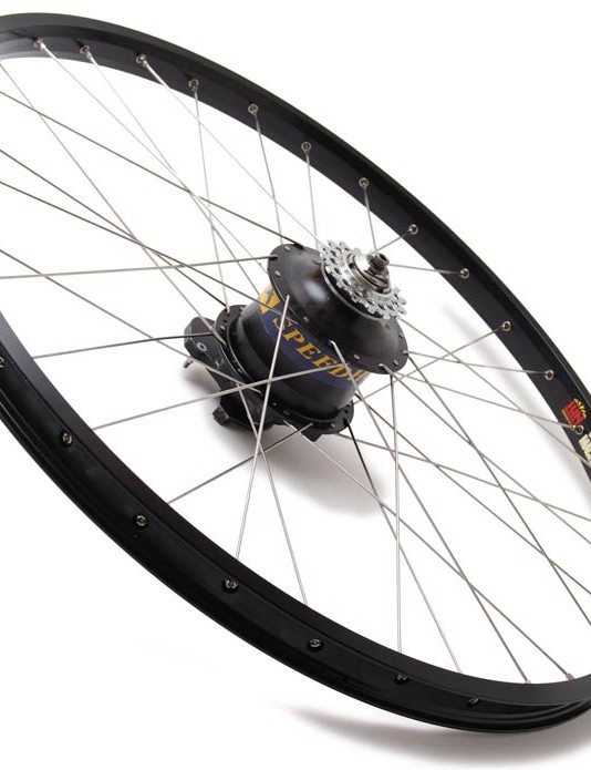 Rohloff hubs aren't an investment to be taken lightly, but offer several advantages to the regular t