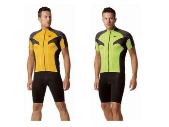 Bicycle Line Short Sleeve Magma Jersey