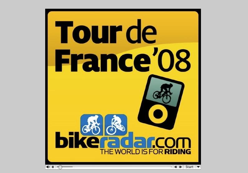BikeRadar's Tour de France daily podcast.