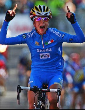 Victory is sweet for Bastianelli