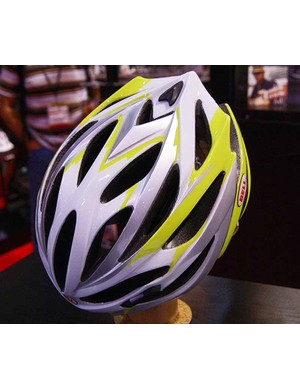 Bell's new Array helmet boasts the looks of a top-end model yet only costs US$100.