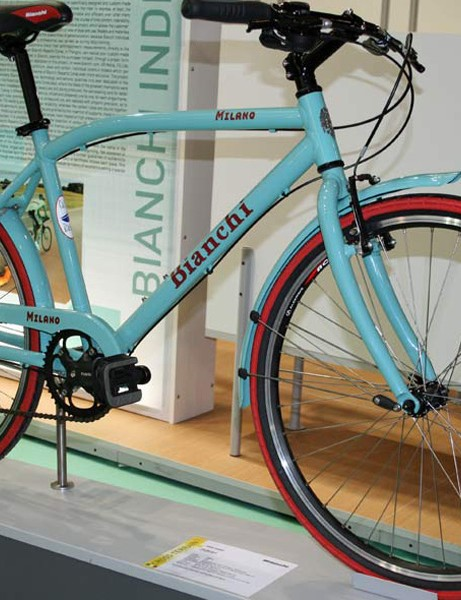 Bianchi's Milano