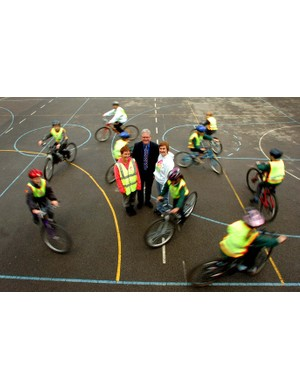 The future of cycling lies with instruction.