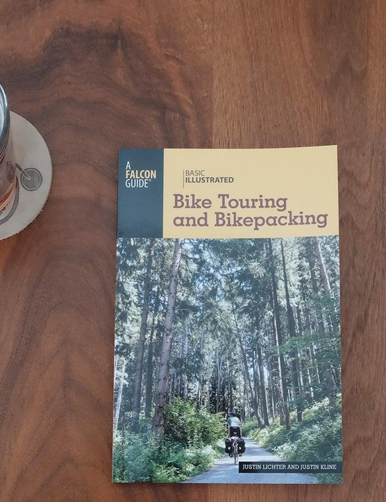 Falcon Guide's guide to Bike Touring and Bikepacking is an essential read before your first big adventure