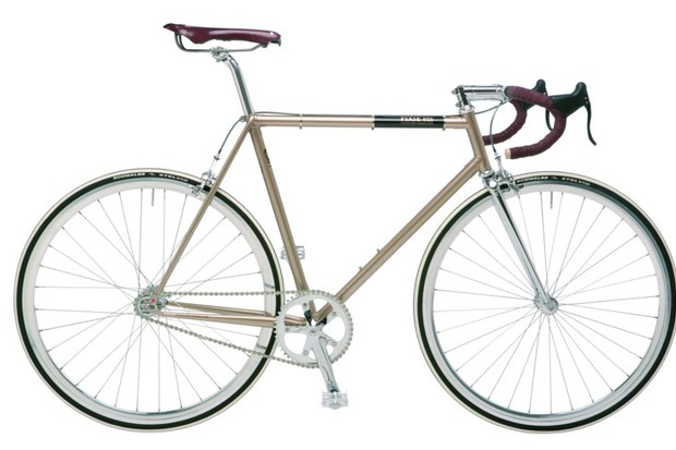Fixie Inc Blackjack - pretty in, er, brown