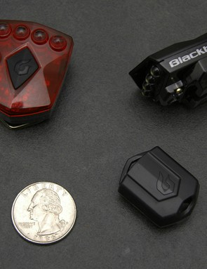 Blackburn's new Flea LED lights are among the tiniest we've seen yet they pack up to 40 lumens of light apiece