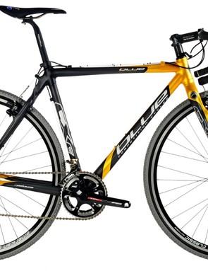 The Blue CXC Carbon cyclo-cross model.