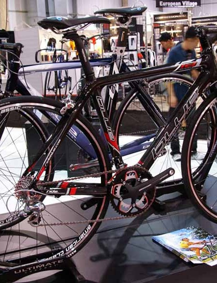 Blue's new RD1 will reportedly come in below US$2000 complete with its respectable build kit from FSA, Shimano and American Classic.