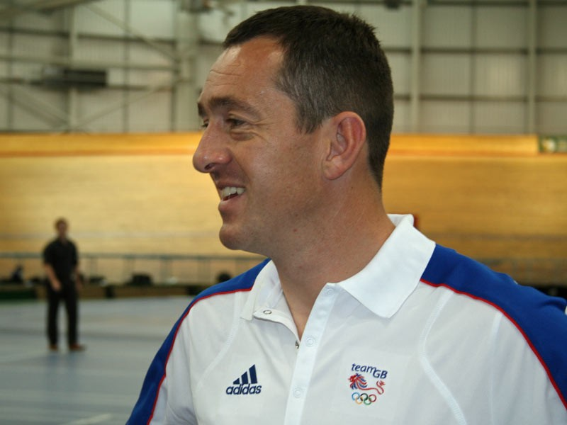 Chris Boardman helps ensure that riders have access to the best equipment available