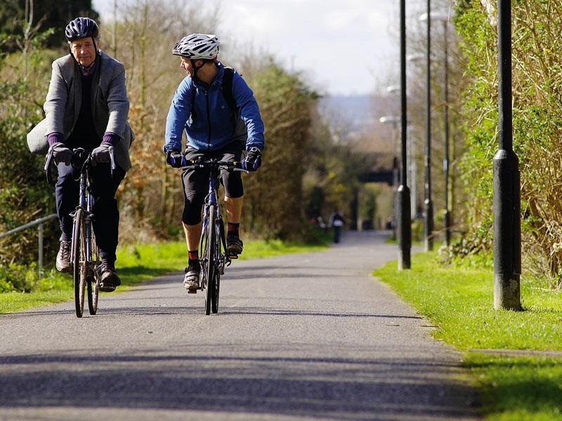 The Bristol to Bath path is under threat