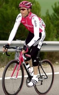 CYCLING : TOUR OF MALLORCA 2004EVANS Cadel ( AUS ) RONDE VAN MAJORCA / TOUR DE / STAGE ETAPE 2 : ALCUDIA - PORT D'ALCUDIA