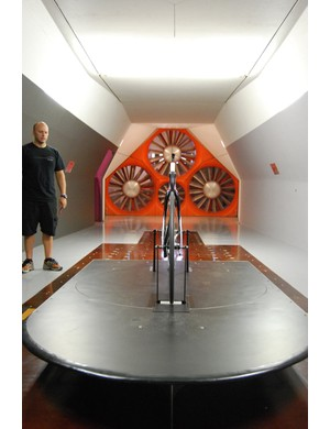 The Cd0.1 was developed in a wind tunnel rather than just tested there.